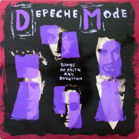 Depeche Mode - Songs Of Faith And Devotion, SPA