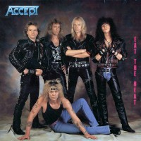 Accept - Eat The Heat, D