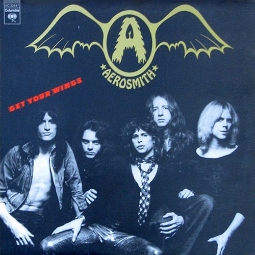 Aerosmith - Get Your Wings, CAN
