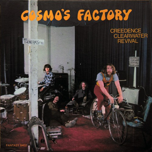 Creedence Clearwater Revival - Cosmo's Factory, US (Or)