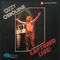 Ozzy Osbourne - Captured Live!