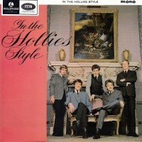 Hollies, The - In The Hollies Style, UK (MONO)