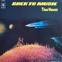 Theo Vaness - Back To Music, FRA