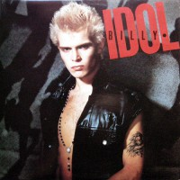 Billy Idol - Billy Idol, UK