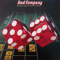 Bad Company - Straight Shooter, UK