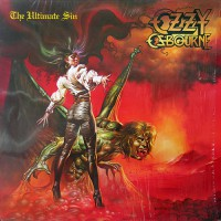 Ozzy Osbourne - The Ultimate Sin, UK (Or)