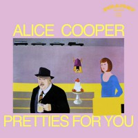 Alice Cooper - Pretties For You, US
