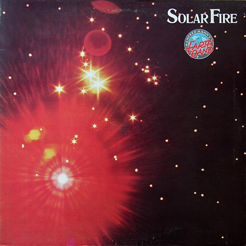 Manfred Mann's Earth Band - Solar Fire, UK