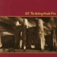 U2 - Unforgettable Fire, UK