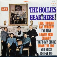Hollies, The - Hear! Here!, US