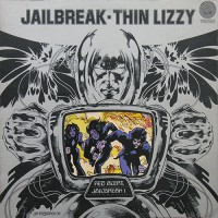 Thin Lizzy - Jailbreak, UK
