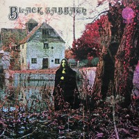 Black Sabbath - Black Sabbath, UK (2nd)