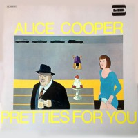 Alice Cooper - Pretties For You, D