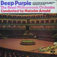 Deep Purple - Concerto For Group And Orchestra, UK