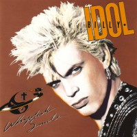 Billy Idol - Whiplash Smile, UK
