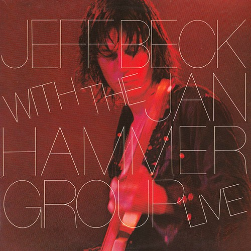 Beck, Jeff - With The Jan Hammer Group Live, UK