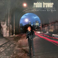 Trower, Robin - In The Line Of Fire, D