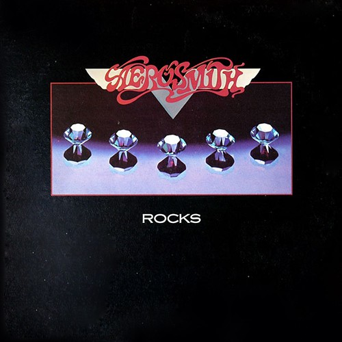 Aerosmith - Rocks, US