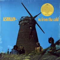 Ashkan - In From The Cold, EU (Re)