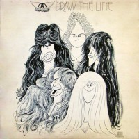 Aerosmith - Draw The Line, CAN