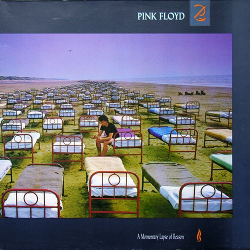 Pink Floyd - A Momentary Lapse Of Reason, D