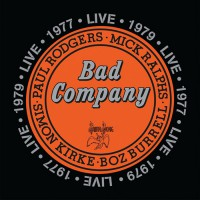 Bad Company - Live 1977, EU
