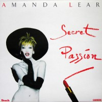 Amanda Lear - Secret Passion, FRA
