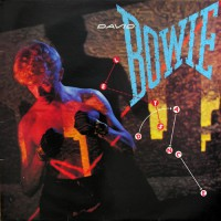 David Bowie - Let's Dance, UK