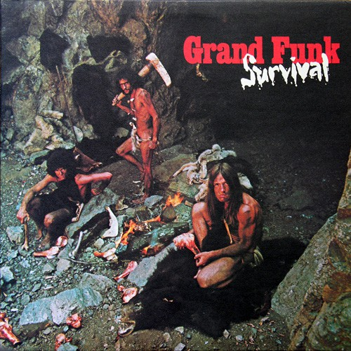 Grand Funk Railroad - Survival, US (Re)