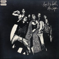 Alice Cooper - Love It To Death, UK (Or)