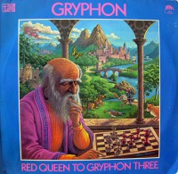 Gryphon - Red Queen To Gryphon Three, D