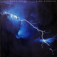 Dire Straits - Love Over Gold, NL