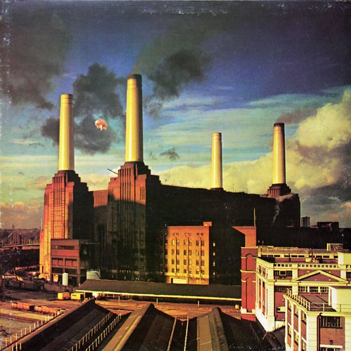 Pink Floyd - Animals, UK