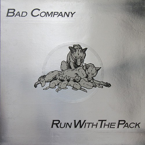 Bad Company - Run With The Pack, NL