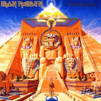 Iron Maiden - Powerslave + ins