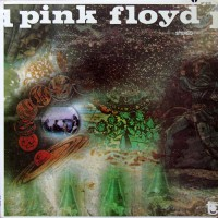 Pink Floyd - A Saucerful Of Secrets, US