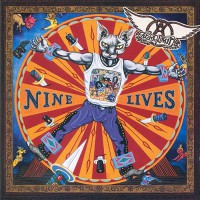 Aerosmith - Nine Lives, EU