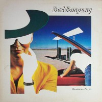 Bad Company - Desolation Angels, UK