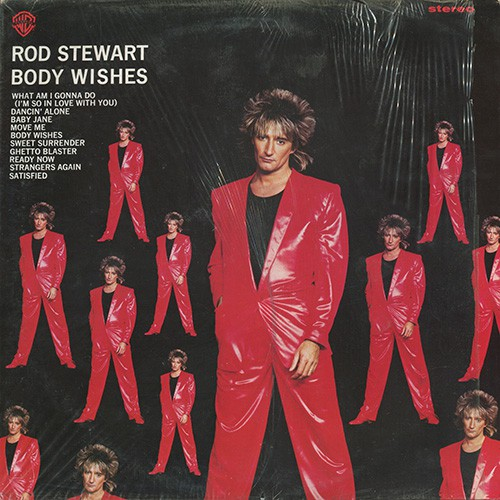 Stewart, Rod - Body Wishes, ITA