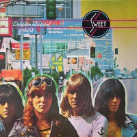 Sweet, The – Desolation Boulevard, D