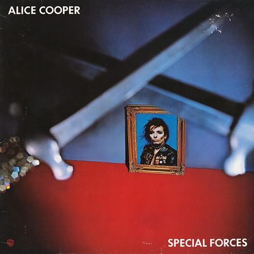 Alice Cooper - Special Forces, D