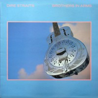 Dire Straits - Brothers In Arms, UK