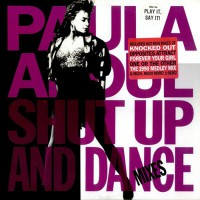 Abdul, Paula - Shut Up And Dance, US