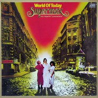 Supermax - World Of Today, BLUE