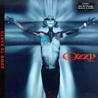 Ozzy Osbourne - Down To Earth, NL