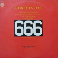 Aphrodite's Child - 666, FRA (Re)