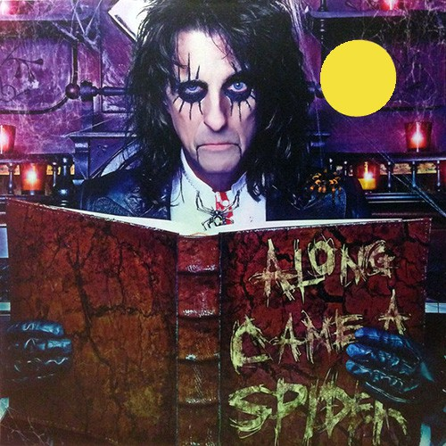 Alice Cooper - Along Came A Spider, D