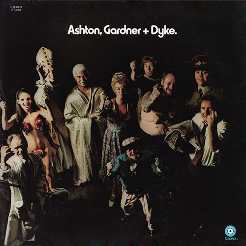 Ashton, Gardner & Dyke - The Worst Of