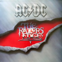 AC/DC - The Razors Edge, ITA