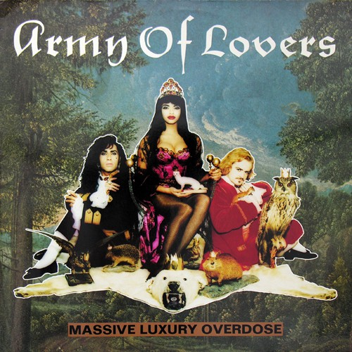 Army Of Lovers - Massive Luxury Overdose, D